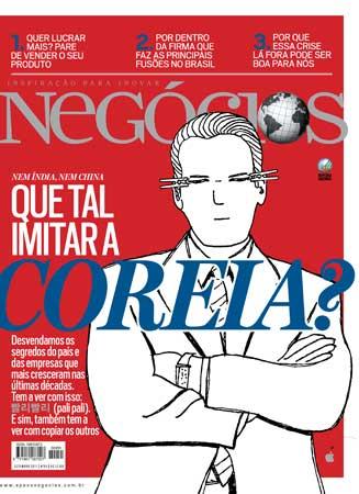 epoca Negocios - setembro - capa