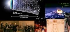 Uma aula que ajuda você perceber a escala do tempo do BIG BANG até Jesus Cristo