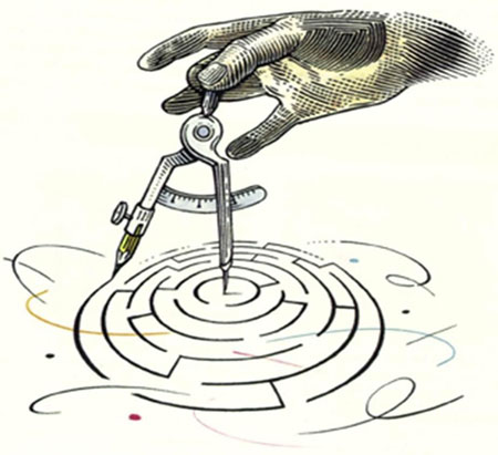 Ideias que dão certo estão sempre nas adjacências