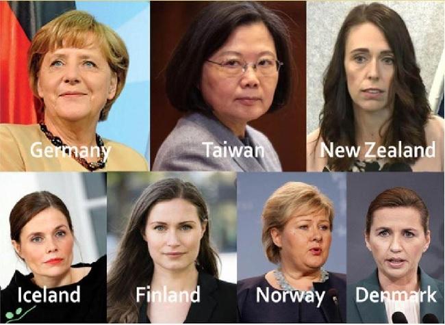 Líderes Mulheres na Pandemia (parte I)